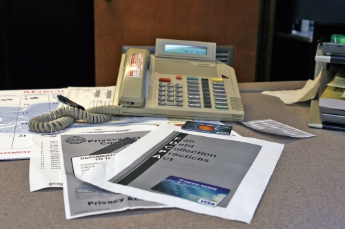 Fair Debt Collection Practices Act | Photo by United States Marine Corps [public domain]