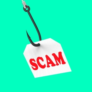 Scam Blog Post