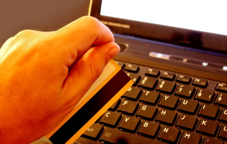 Credit card - online shopping and payments